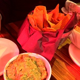 Chips and Guacamole - PLAYA CABANA BARRIO, Toronto, ON
