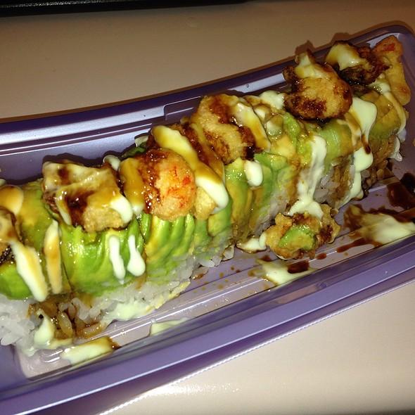Green Hulk Roll - Edoko Sushi, Frisco, TX