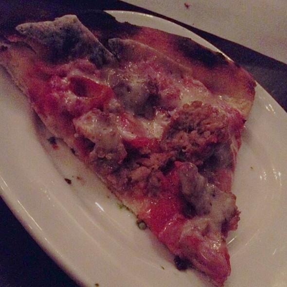 Fennel Sausage Pizza - Reilly Craft Pizza & Drink, Tucson, AZ