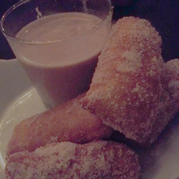 Fried Dough - Reilly Craft Pizza & Drink, Tucson, AZ