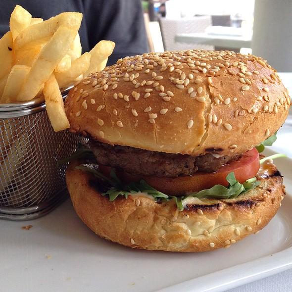 Frita Cubana Burger - Yuca, Miami Beach, FL