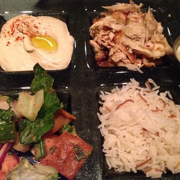 Taverna Platter - Lebanese Taverna - Bethesda, Bethesda, MD