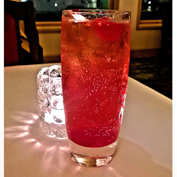 Shirley Temple - Fior D'Italia, San Francisco, CA