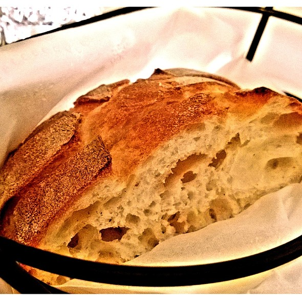 Sourdough Bread - Fior D'Italia, San Francisco, CA