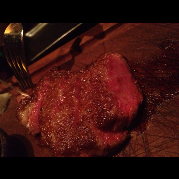 wagyu steak - Blue Ribbon Las Vegas, Las Vegas, NV