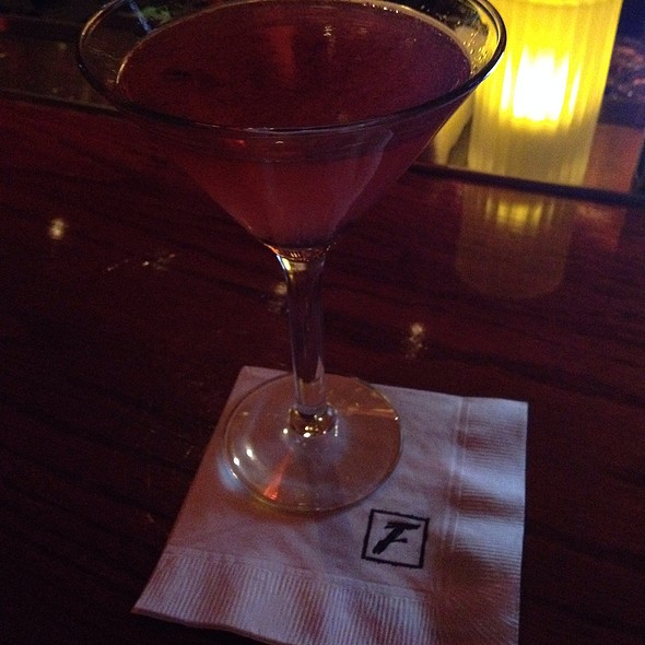 Stiletto Cocktail - Fleming's Steakhouse - Knoxville, Knoxville, TN