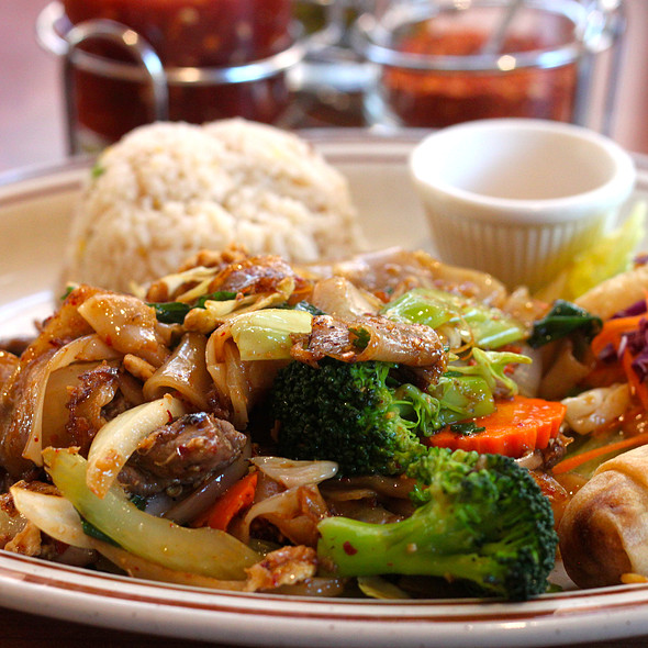 Best Thai Food In Tustin