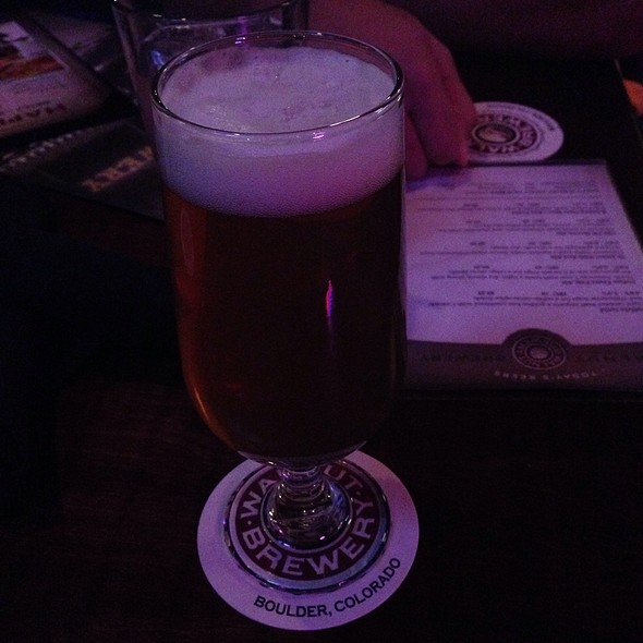 Mountain Rescue Ale - Walnut Brewery, Boulder, CO