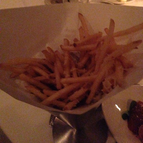 Truffle And Parmesan Fries - Morton's The Steakhouse - San Juan, San Juan, PR