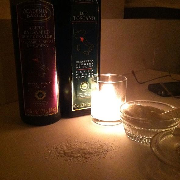 evoos & balsamic vinegars - Adriatic Grill - Italian Cuisine & Wine Bar, Tacoma, WA