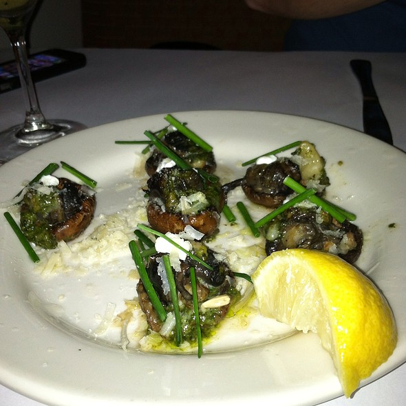 Roasted Garlic Escargot - Adriatic Grill - Italian Cuisine & Wine Bar, Tacoma, WA