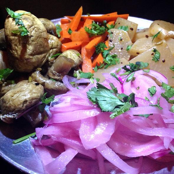 Gharwalla Achaar-Indian Pickles - Badmaash, Los Angeles, CA
