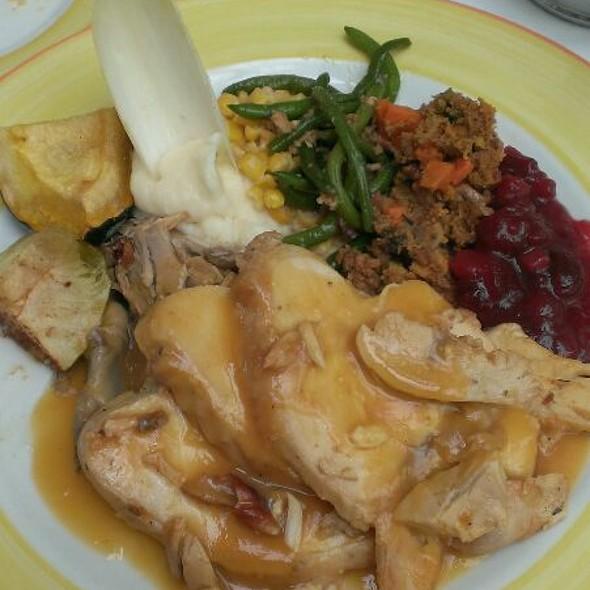 Thanksgiving Dinner - Cafe Sole - Key West, Key West, FL