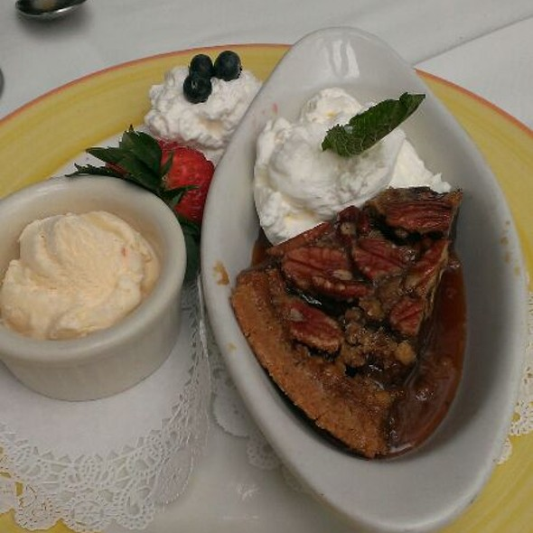 Chocolate Pecan Pie - Cafe Sole - Key West, Key West, FL