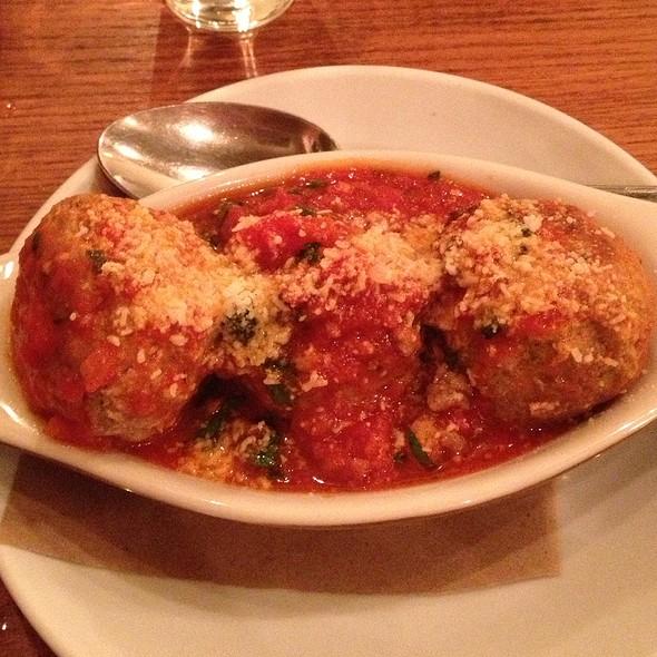Meatballs - Rubirosa, New York, NY