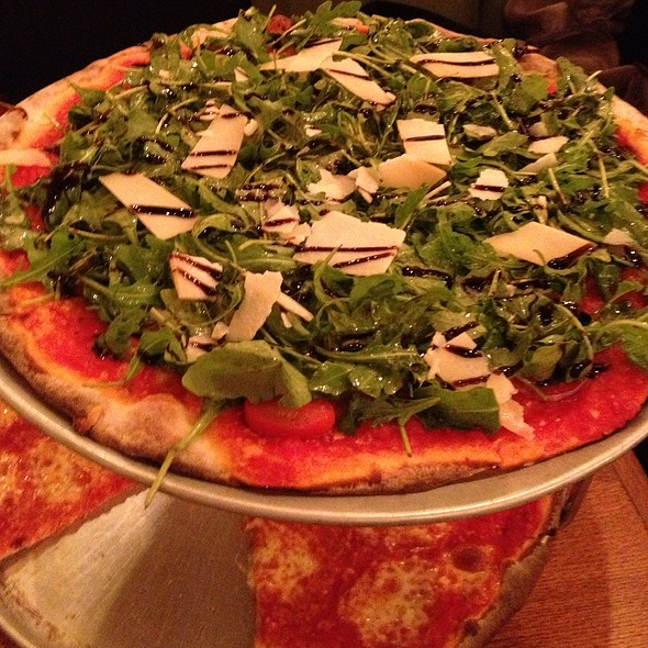 Arugula Pizza - Rubirosa, New York, NY