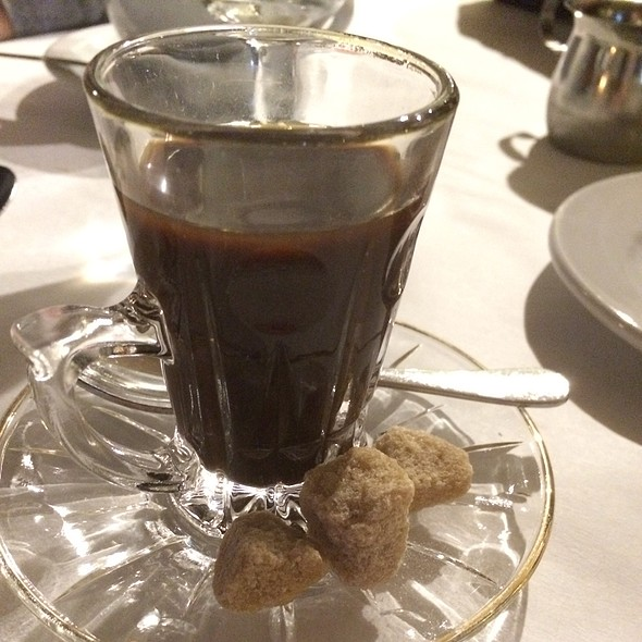 Turkish Coffee - Mazza - 9th and 9th, Salt Lake City, UT