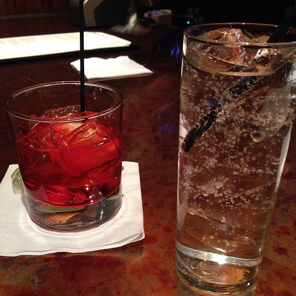 Campari - Pig and Prince, Montclair, NJ