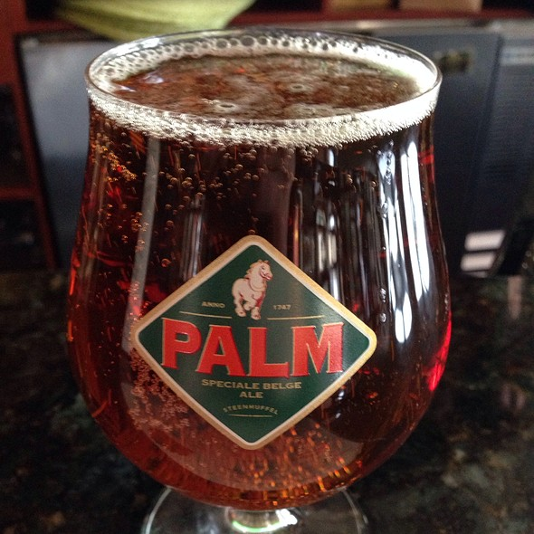 Palm Speciale Belge Ale  - Catas, Newark, NJ