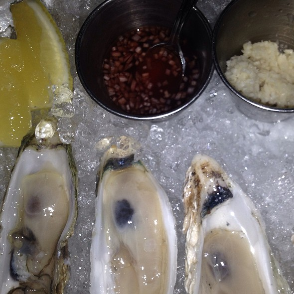 Raw Bar - FIG, Charleston, SC