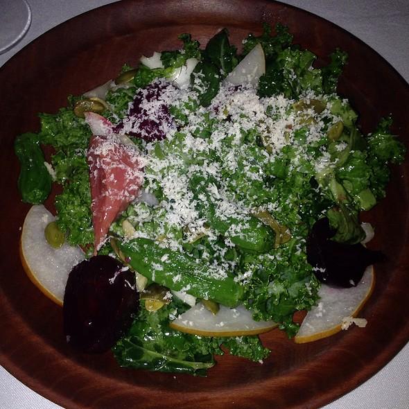 Winterbor Kale Salad - FIG, Charleston, SC