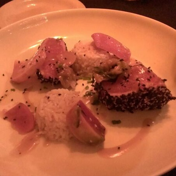 Seared Tuna - McEwens - Oxford, Oxford, MS