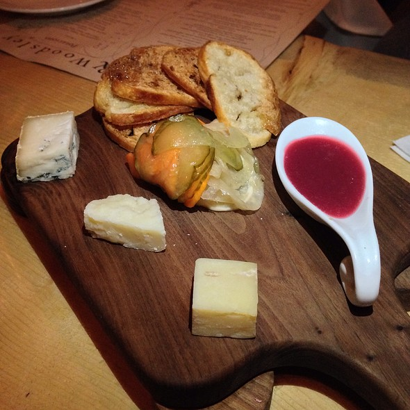 Artisan Cheese Board - Beatrice & Woodsley, Denver, CO