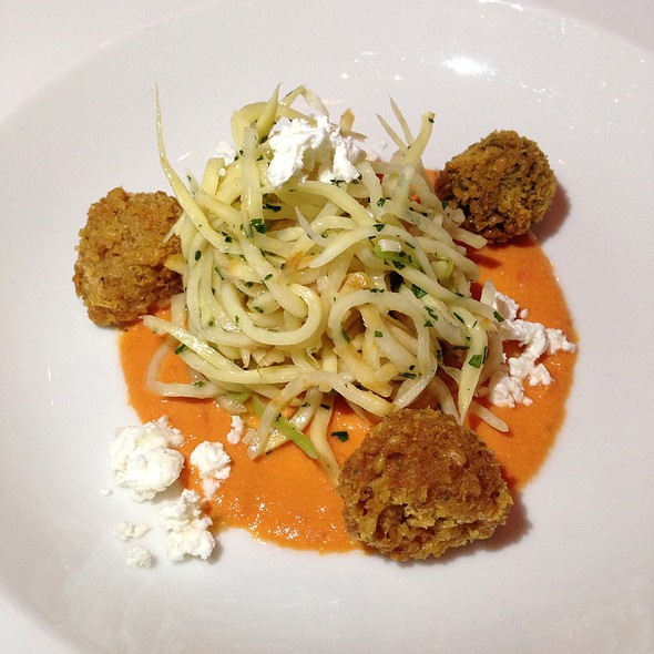Spaghetti And Wheatballs - Beatrice & Woodsley, Denver, CO