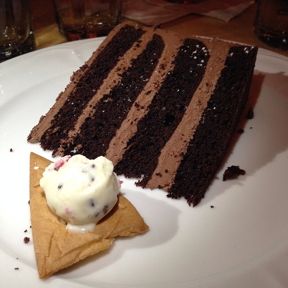 Black Velvet Cake - Beatrice & Woodsley, Denver, CO