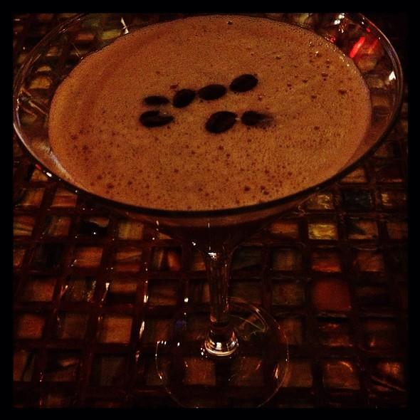 Espresso Martini - Genovese, Lawrence, KS