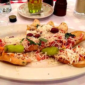 Bruschetta - Maggiano's - Indianapolis, Indianapolis, IN