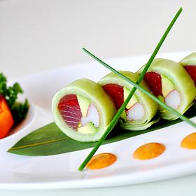 perfect naruto roll - OKKO Hilton Head, Hilton Head Island, SC