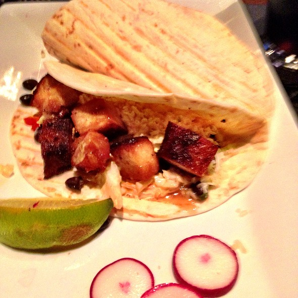 Pork Belly Tacos - Chelsea Tavern, Wilmington, DE