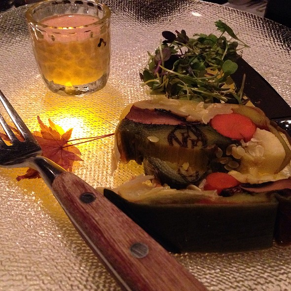 Daikon steak - NINJA NEW YORK, New York, NY
