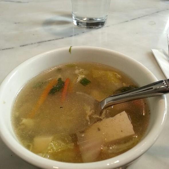 Vegetable/Tofu Soup - Soi.7, Los Angeles, CA