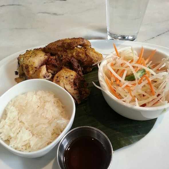 Thai Barbecue Chicken - Soi.7, Los Angeles, CA