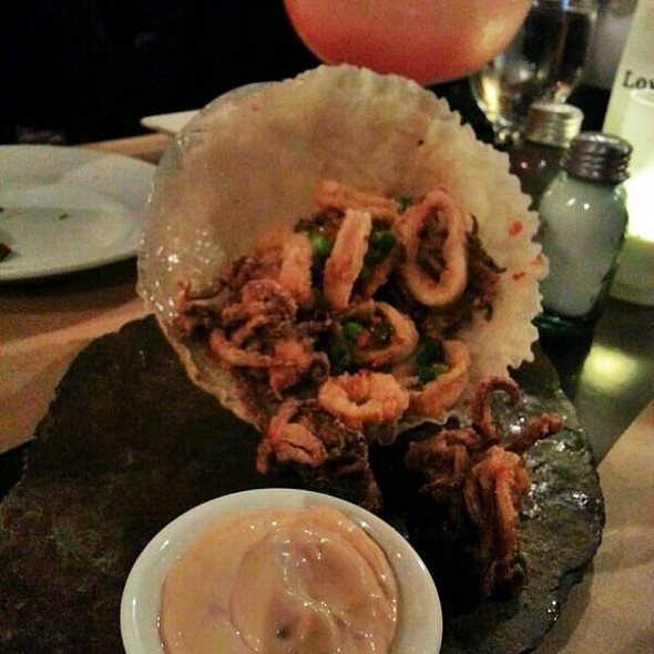 Salty Peppery Calamari - Terra American Bistro, San Diego, CA