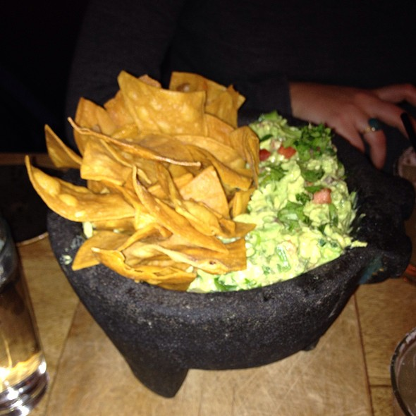 Guacamole - Geronimo - New Haven, New Haven, CT