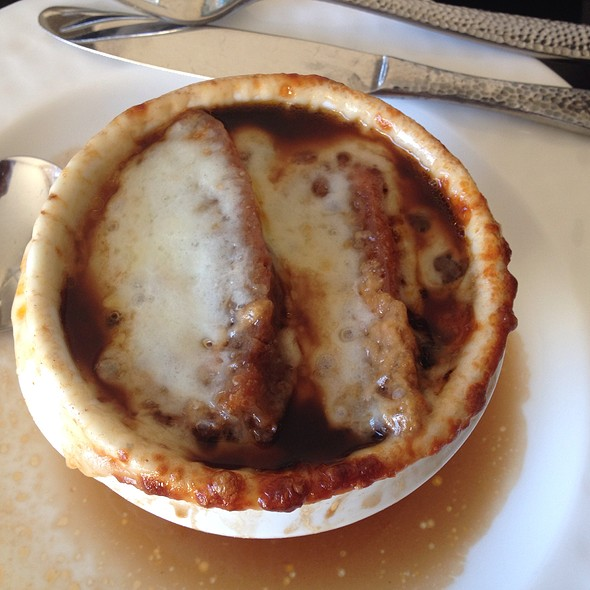 French Onion Soup - cityhouse, Arlington, VA
