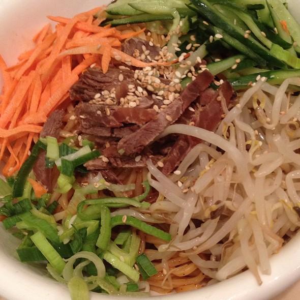 Sichuan Spicy Cold Noodles - Beijing Noodle Bar - Caesars Palace Las Vegas, Las Vegas, NV
