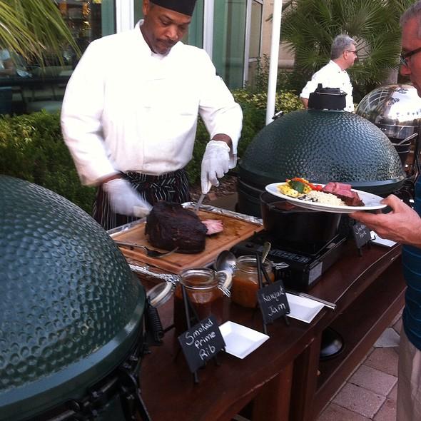 Smoked Prime Rib - Waterside Grill – Tampa Marriott Waterside, Tampa, FL