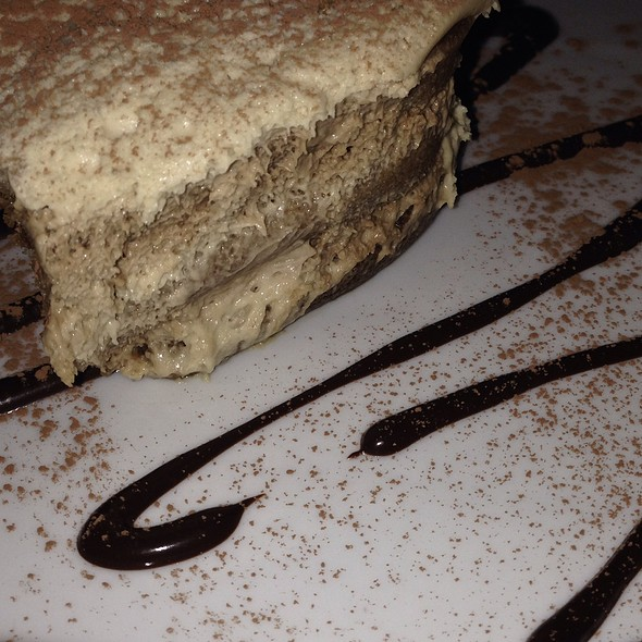 Tiramisu - The Italian Barrel, New Orleans, LA
