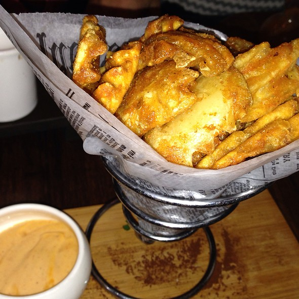 Waffle Fries - Max Brenner - Union Square, New York, NY