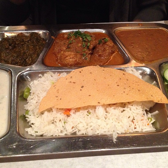 Thalis - Bhojanic, Decatur, GA