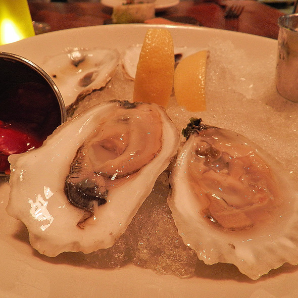 raw oysters - Puritan & Company, Cambridge, MA