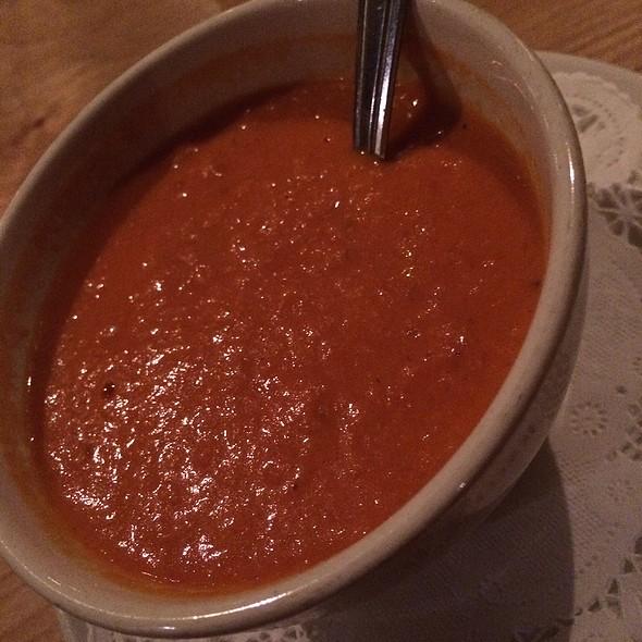Tomato Bisque - Dagabi Cucina, Boulder, CO