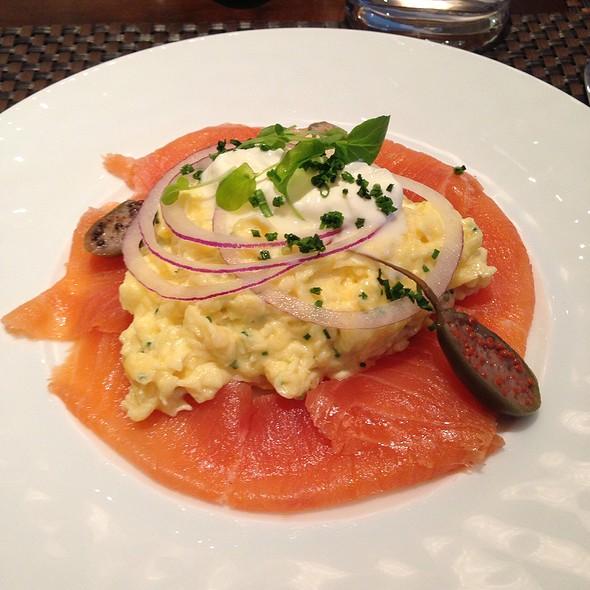 Smoked salmon - Café Boulud, Toronto, ON