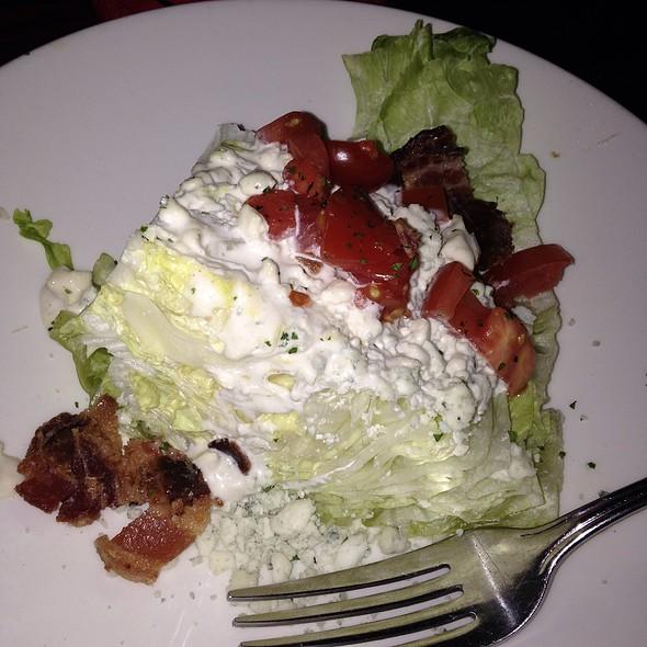 Iceburg Lettuce With Blue Cheese And Bacon - Village Tavern Alpharetta, Alpharetta, GA