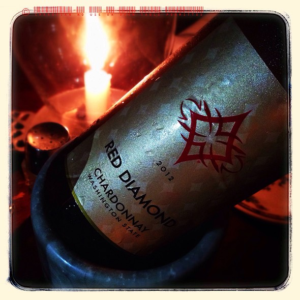 Red Diamond Chardonnay - Gadsby's Tavern, Alexandria, VA