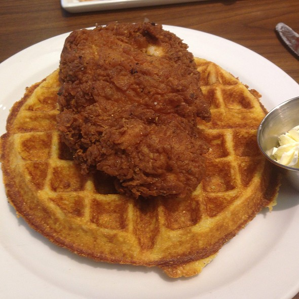 Chicken And Waffles Brunch - The Original, Portland, OR